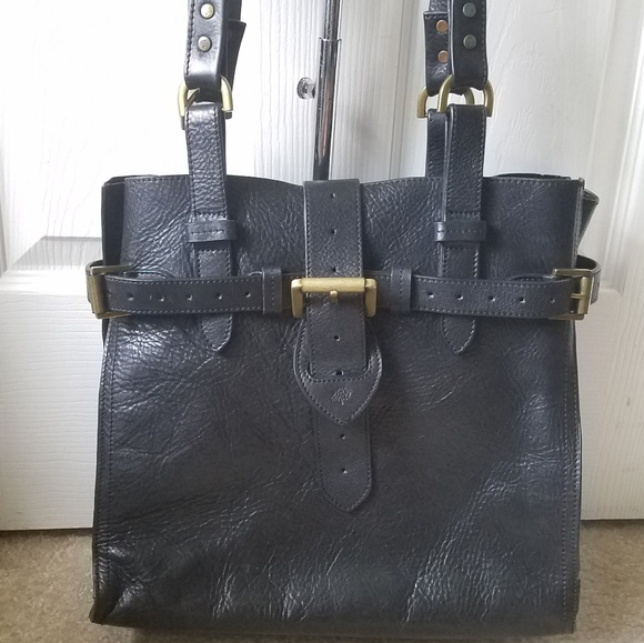 88a685ac70 Mulberry Elgin Darwin Leather Tote Shoulder Purse.  M 5c0d5c181b3294700ad734ad